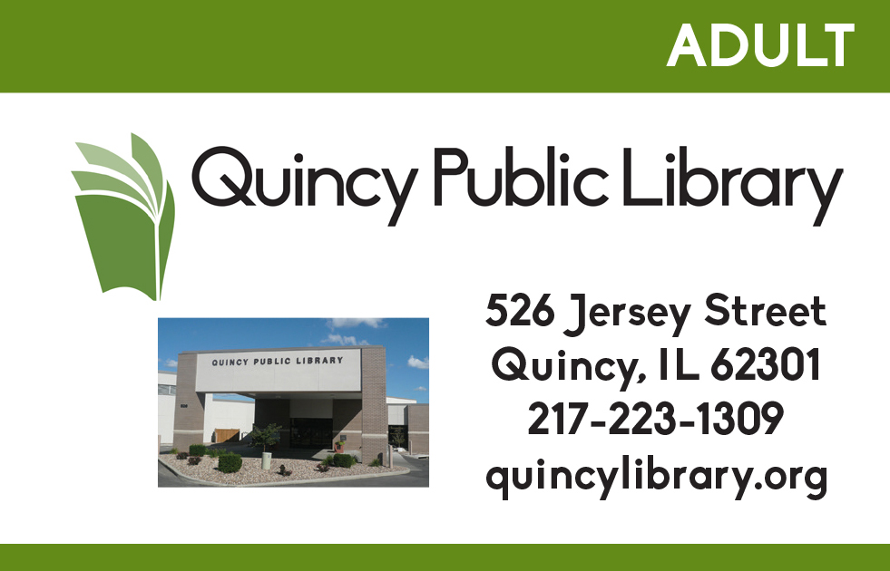 Library Card | Quincy Public Library